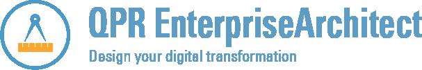 QPR EnterpriseArchitect icon & name & slogan