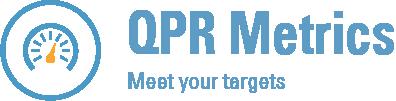 QPR Metrics icon & name & slogan