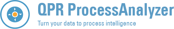 QPR ProcessAnalyzer icon & name & slogan